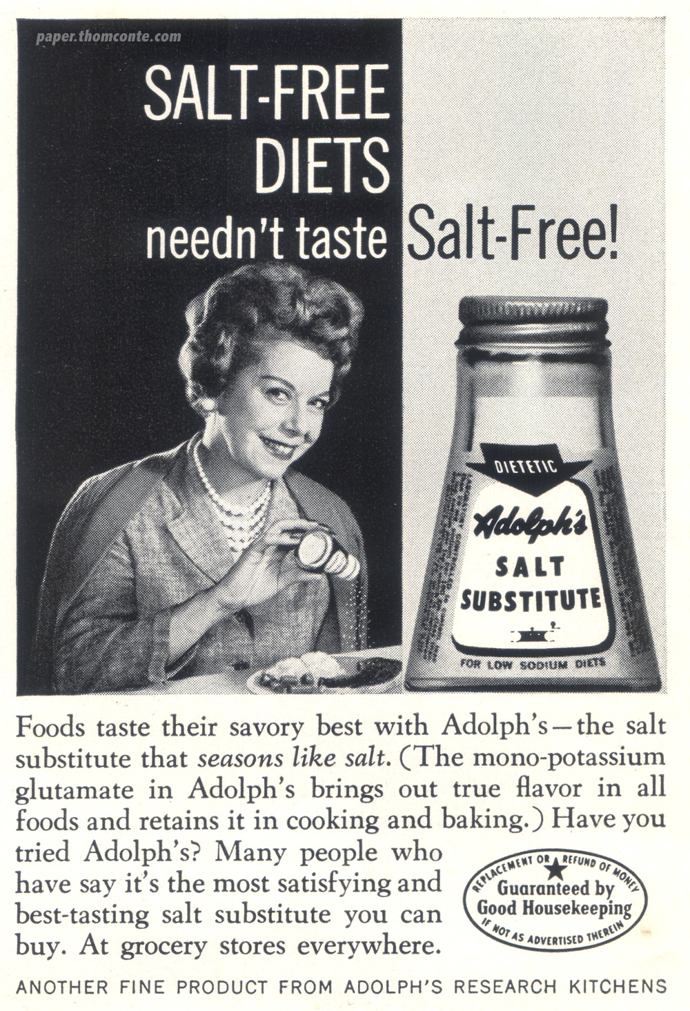 Adolph's Salt Substitute