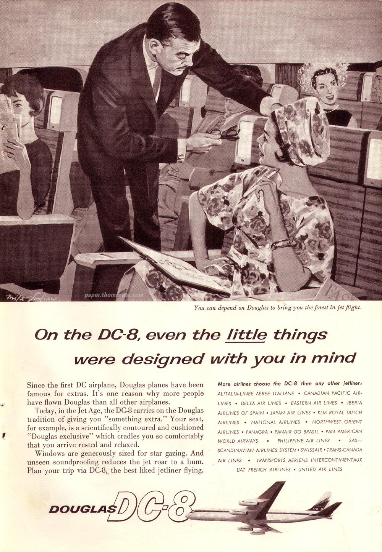 Douglas DC8