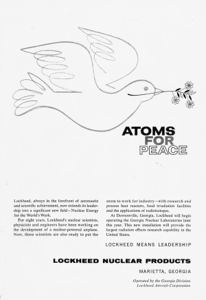 Lockheed Nuclear Products - Atoms for peace
