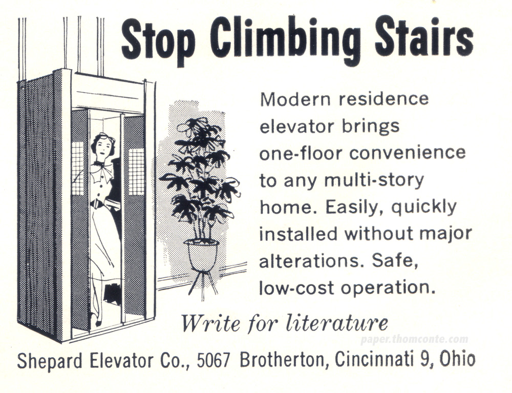Shepard Elevator