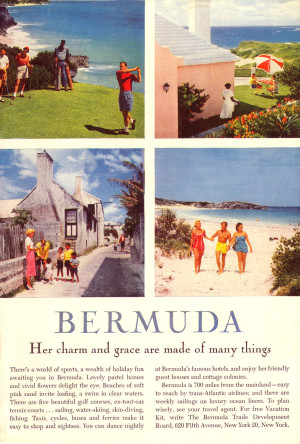 Bermuda - Her Grace and Charm are Made of Many Things