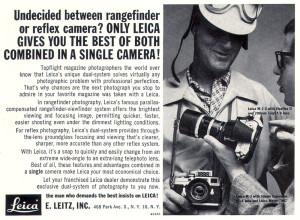 Leica Camera by E. Leitz, Inc